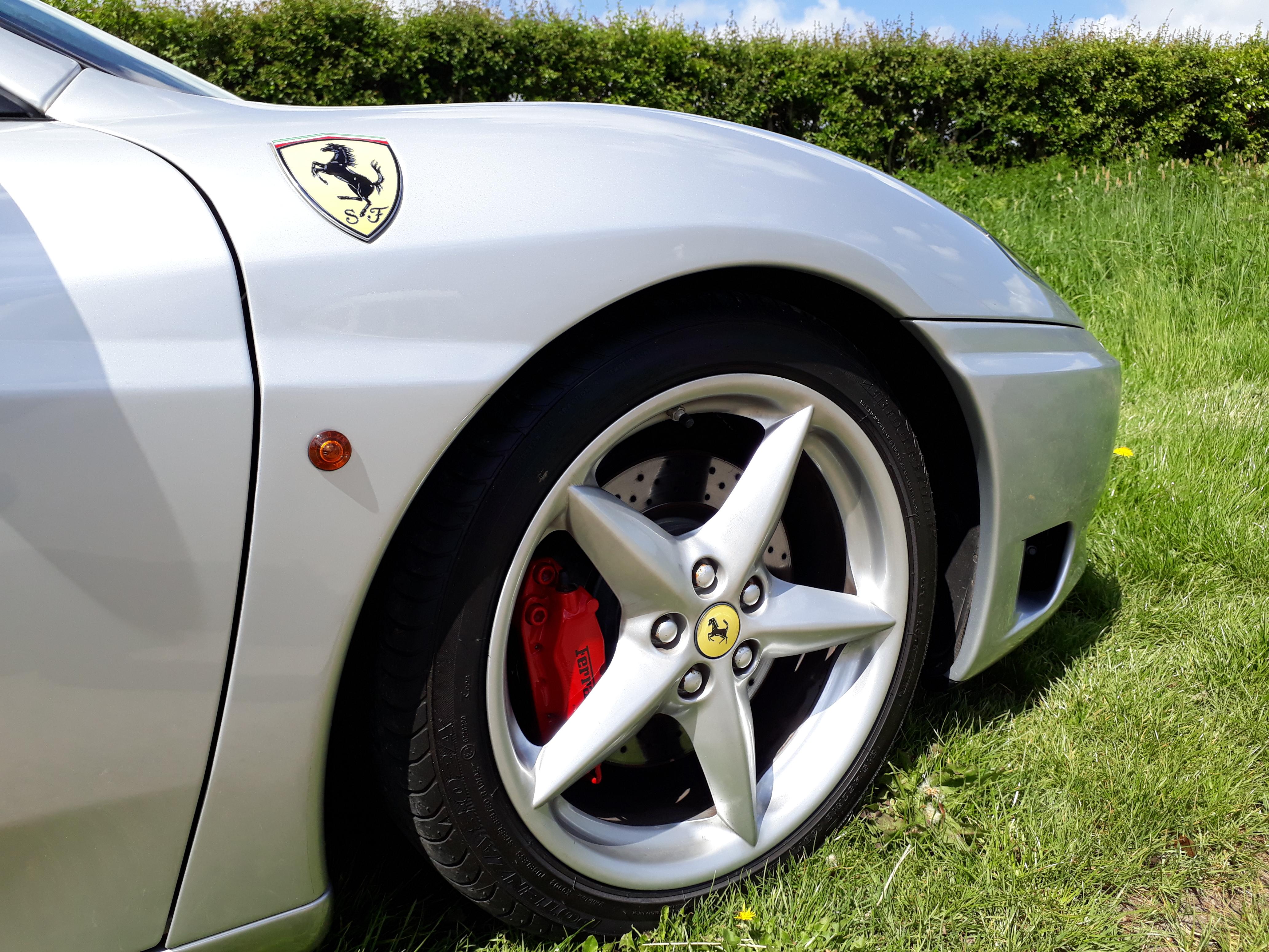 Ferrari 360 Spyder Sussex Cars