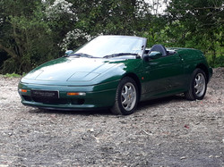 Lotus Elan Sports Car