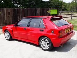 Lancia Delta Integrale Evolution £49,950