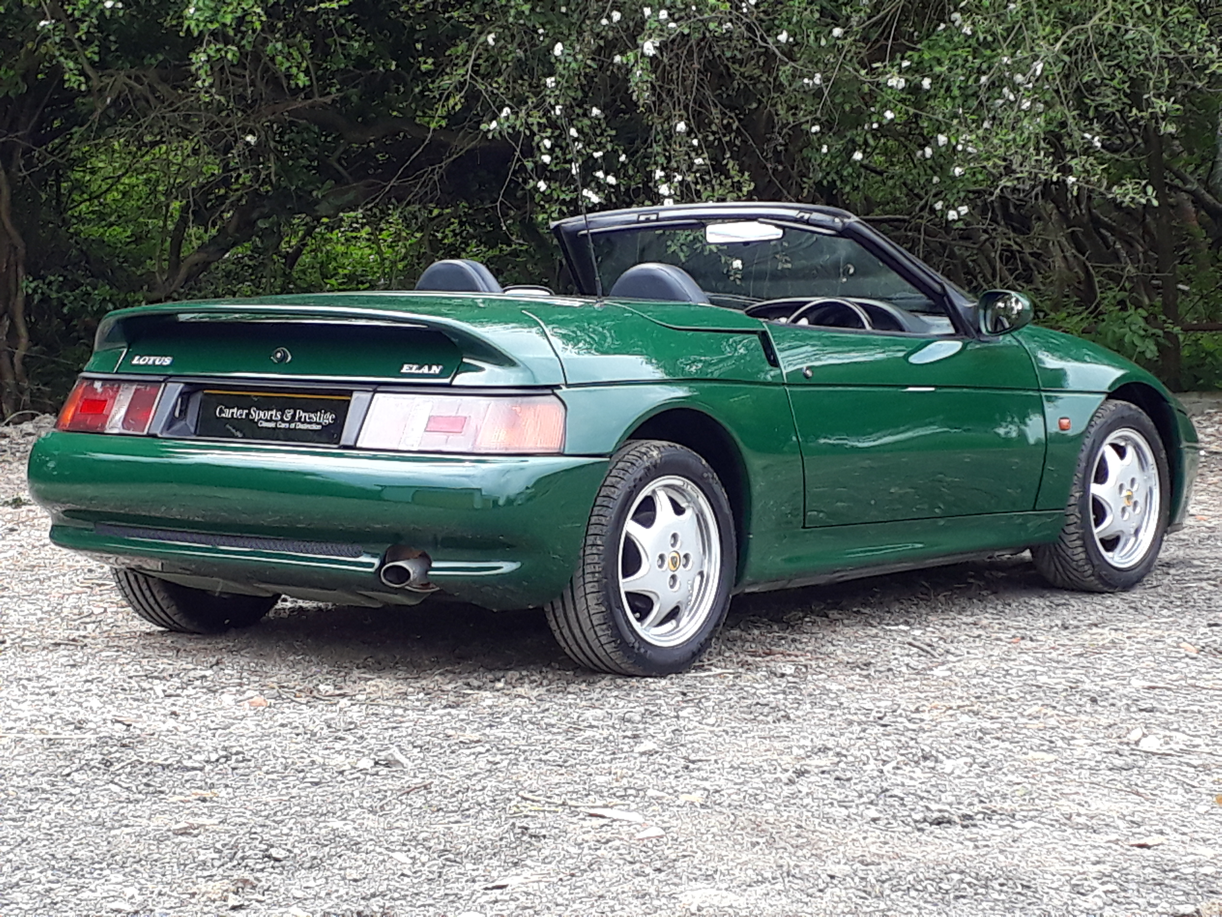 Lotus Elan Green for Sale