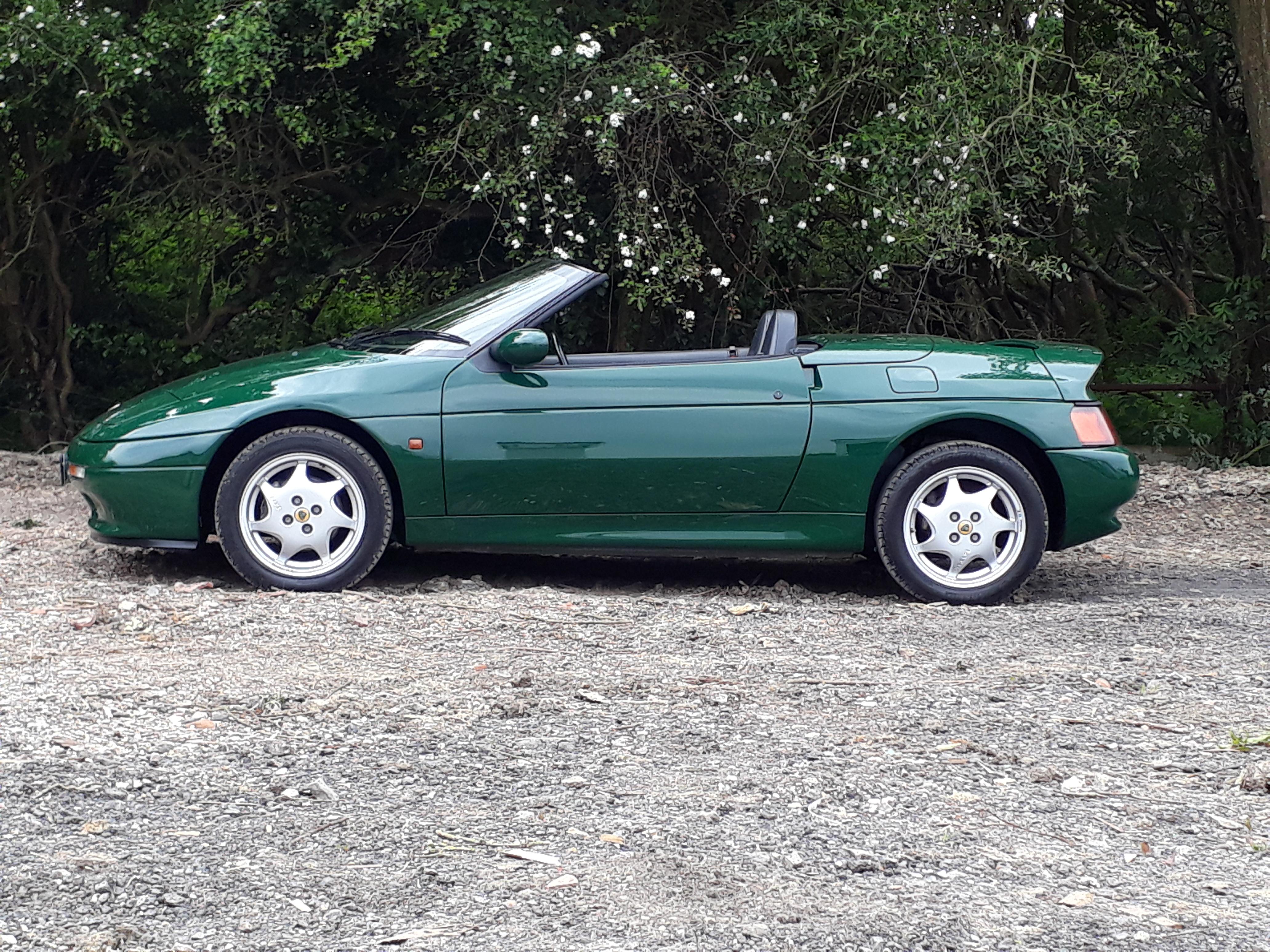 Lotus Elan for Sale in Sussex
