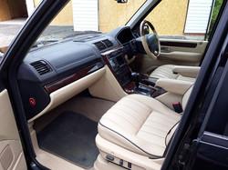 Range Rover Vogue Interior