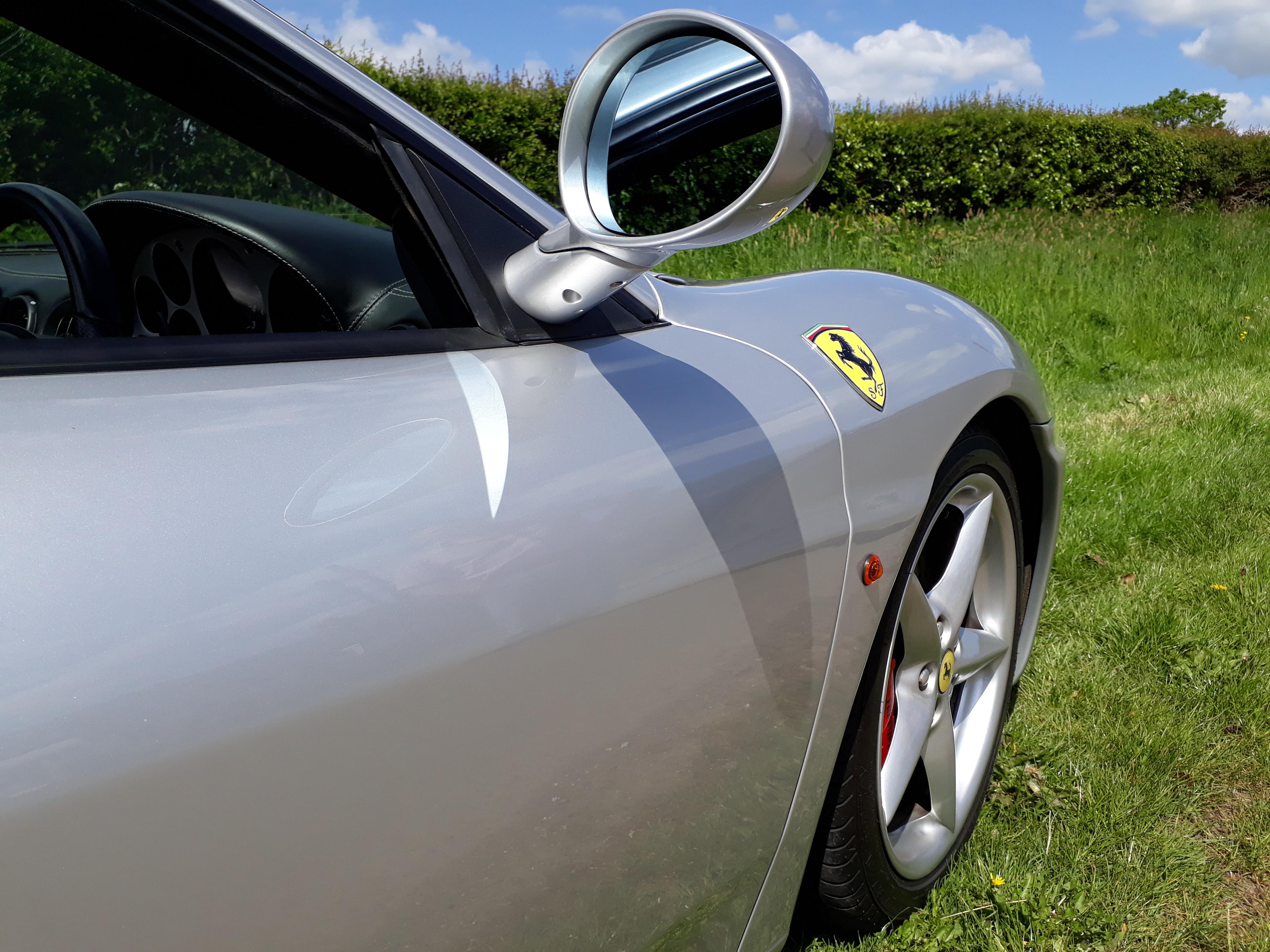 Ferrari 360 Spyder Supercar Sussex