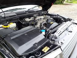 Range Rover Vogue Engine