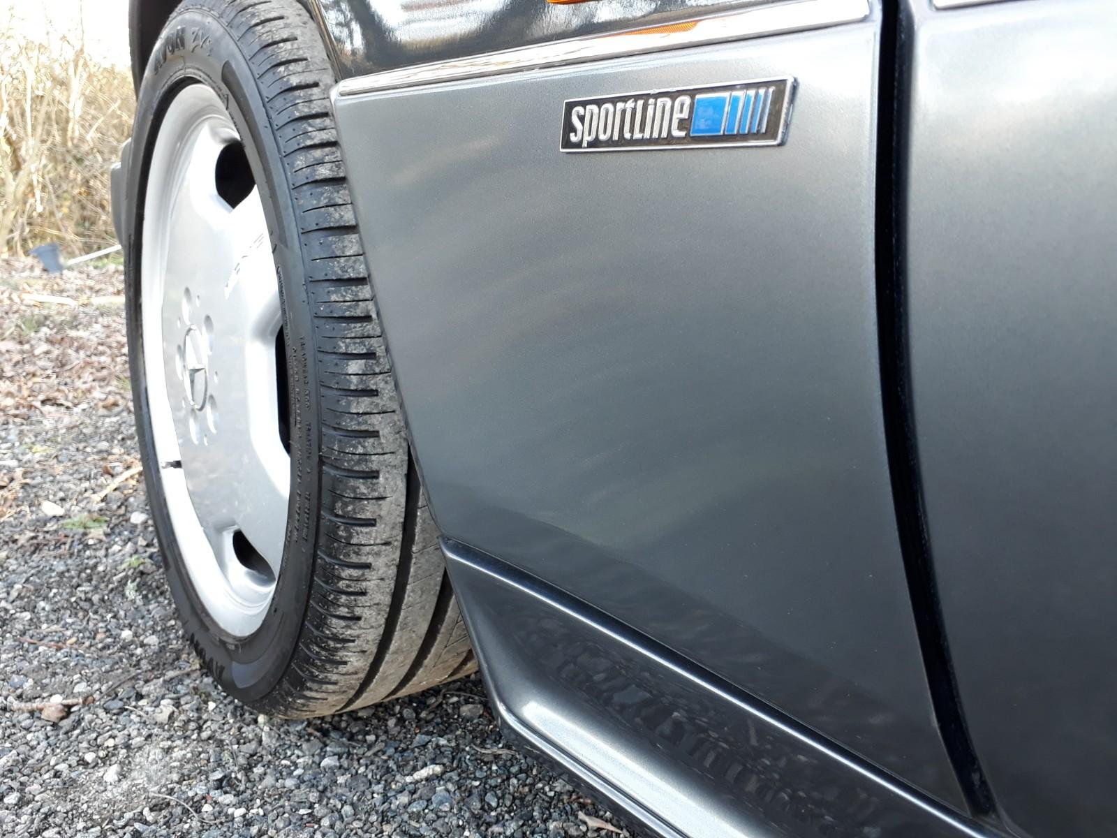 Mercedes E320 AMG Sportline