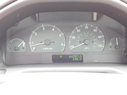 Range Rover Vogue Dashboard
