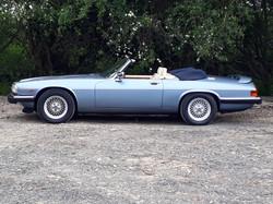 Jaguar XJS V12 Convertible Sussex