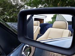 Jaguar XJS V12 Convertible Mirror