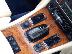 Jaguar XJS V12 Convertible Walnut