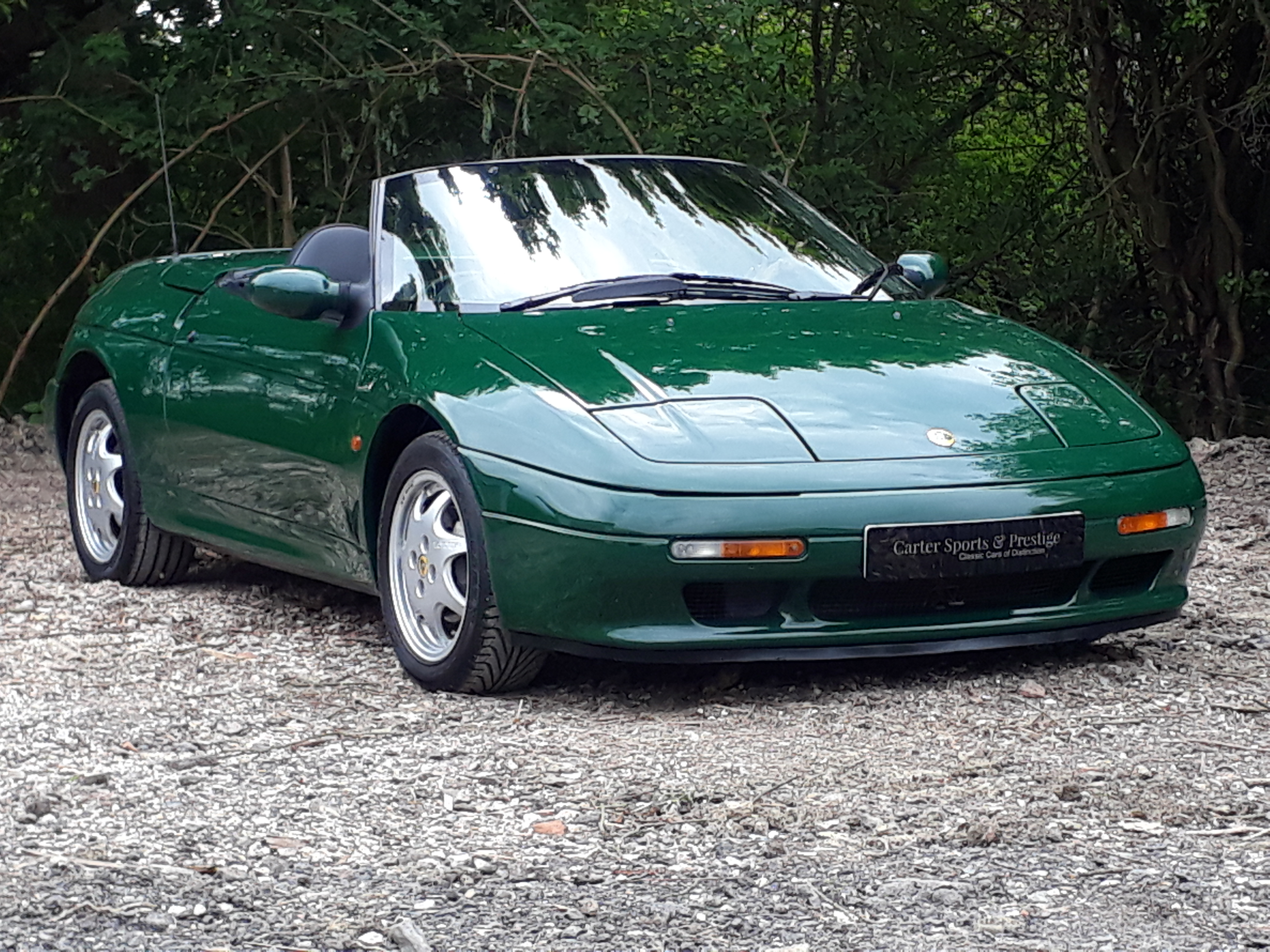 Lotus Elan Classic Car