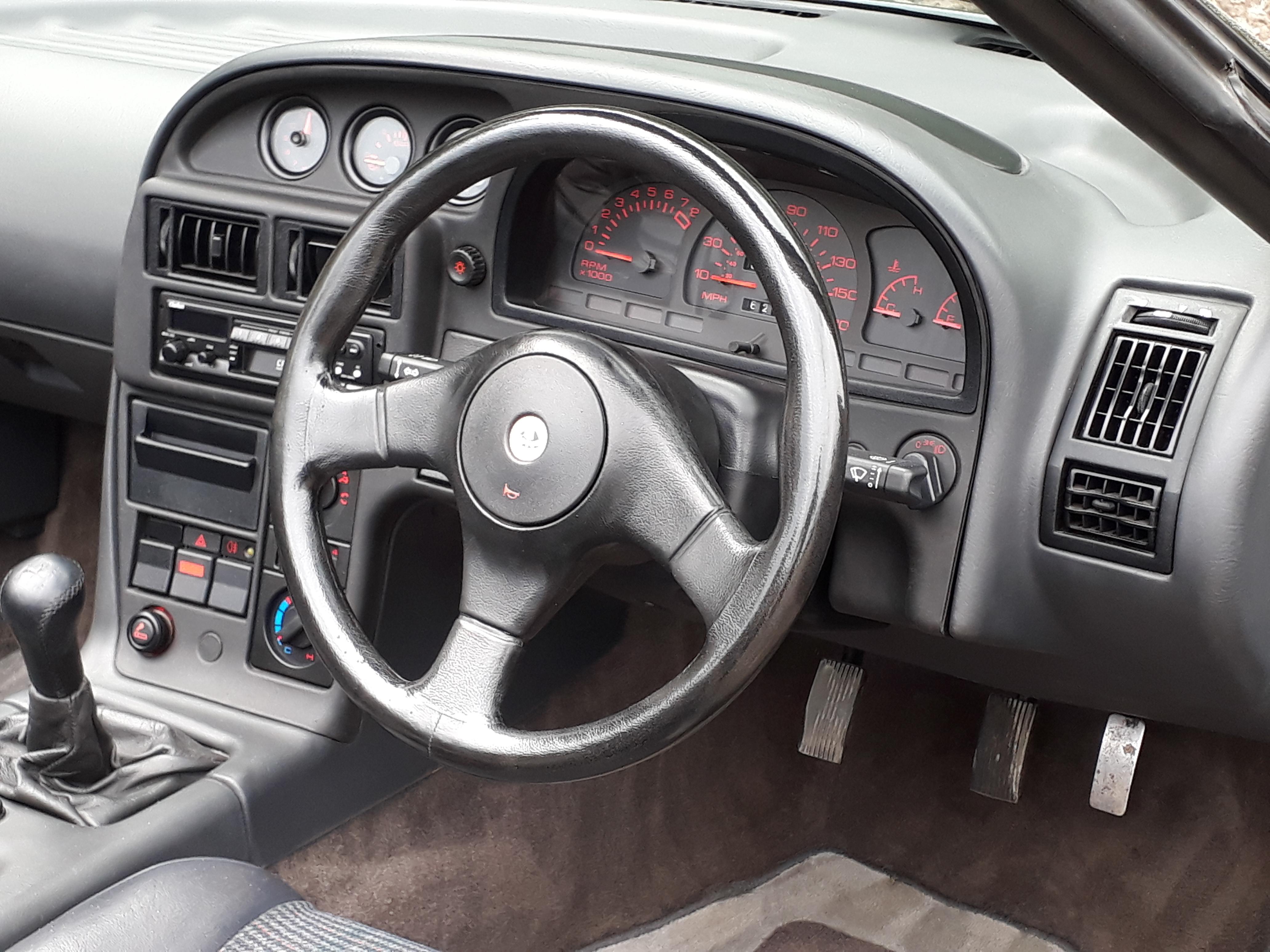 Lotus Elan Steering Wheel