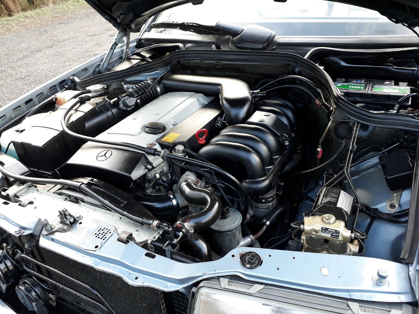 Mercedes 320CE £24,950