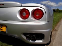 Ferrari 360 Spyder for Sale in Susse