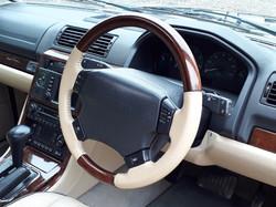Range Rover Vogue Steering Wheel