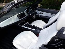 BMW Z4 Convertible Interior