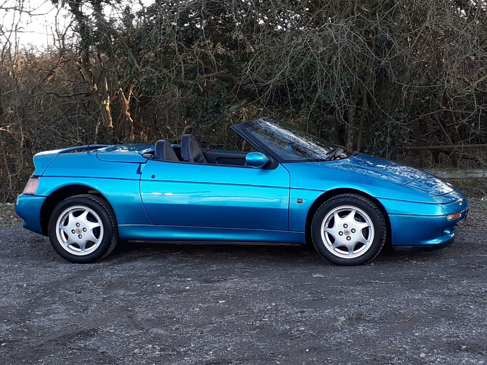Lotus Elan SE Turbo £10,950
