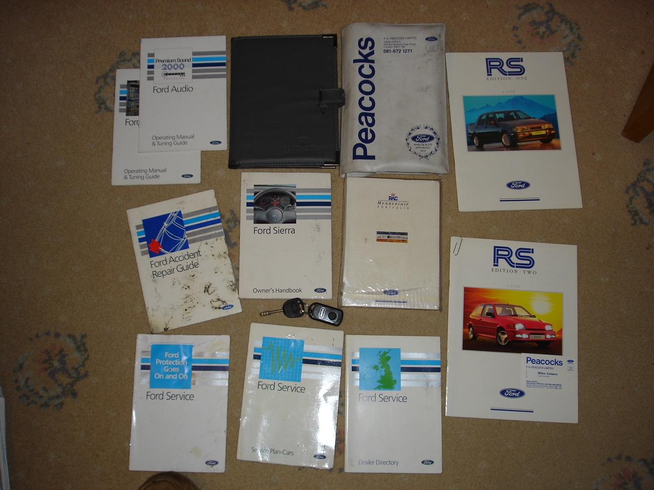 Sierra Cosworth Rouse Sport 304