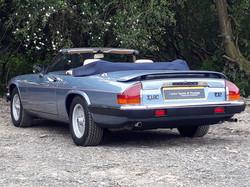 Jaguar XJS V12 in Sussex