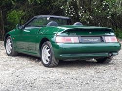 Lotus Elan Classic Sports Car Sussex