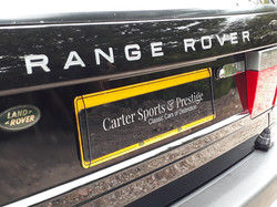 Range Rover Vogue Classic Sports Car