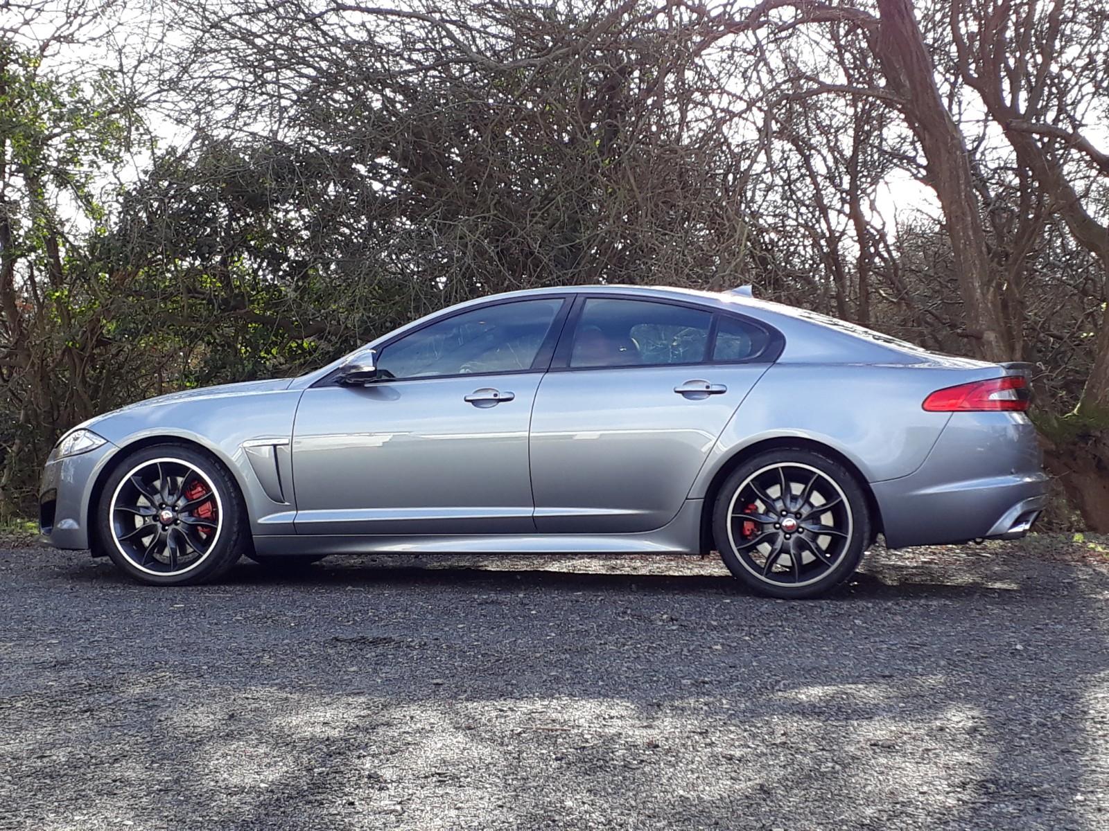 Jaguar XFR £25950