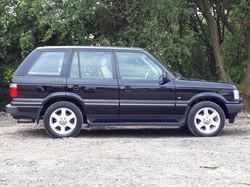 Range Rover Vogue Classic Car Sussex