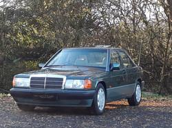 Mercedes 190E £4,495