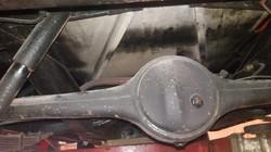 Morris Minor Vintage Van Sussex