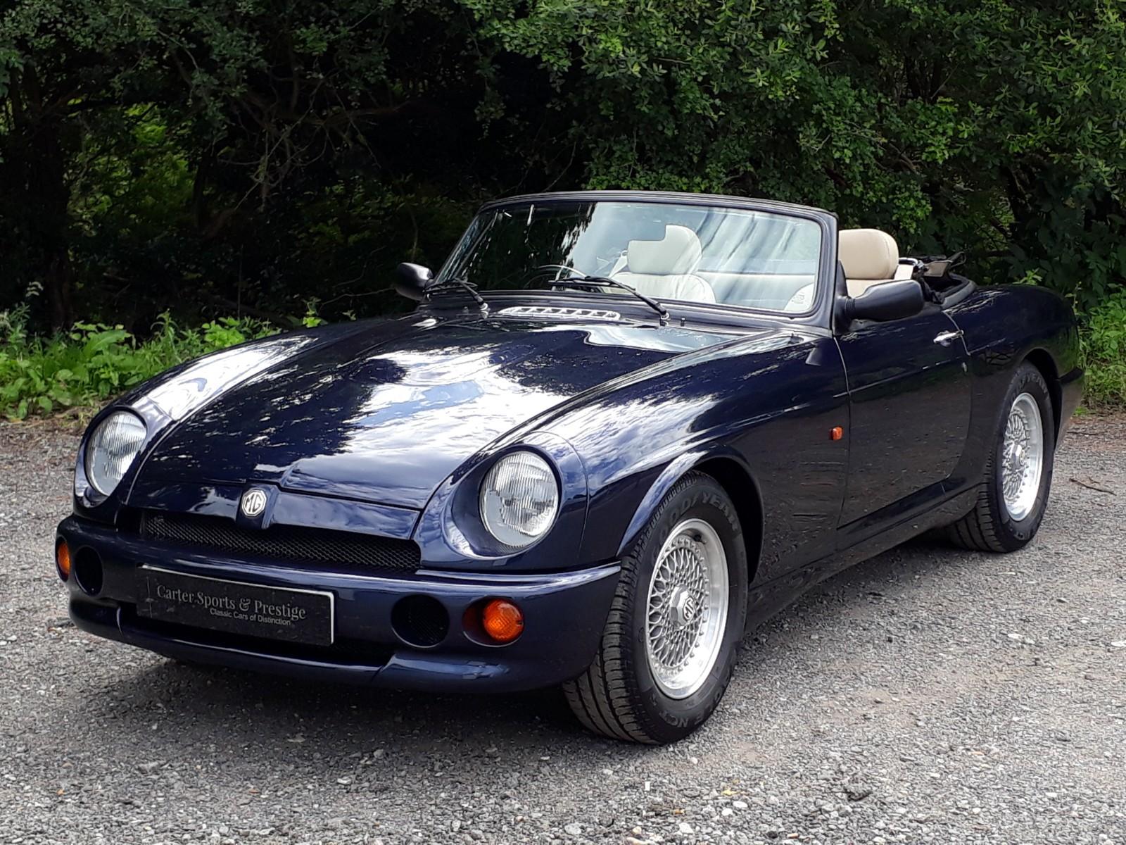 MG RV8 £19,995