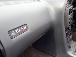 Lotus Elan Car Logo