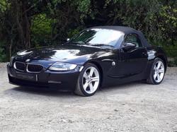 BMW Z4 Convertible Exterior