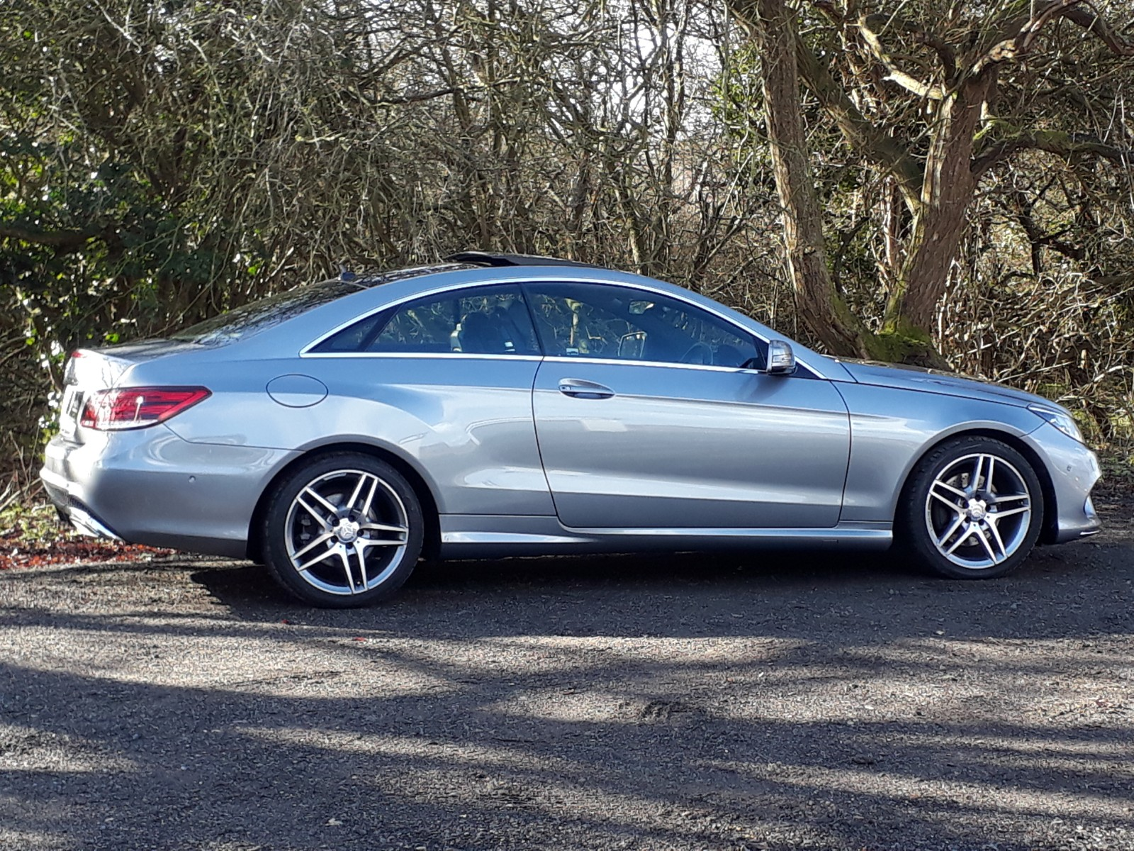 Mercedes E350 CDi Coupe