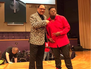 "Tony XP Ivory on the ""Presenting Dr. Bobby Jones Show"""