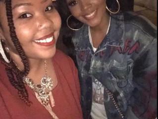 """Me and Rasheeda Frost from """"Love & Hip Hop Atlanta"""""""