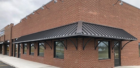 Standing-Seam-Awning-with-Decorative-Fra
