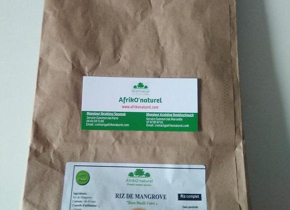 Riz de Mangrove / Sachet 0,5 kg