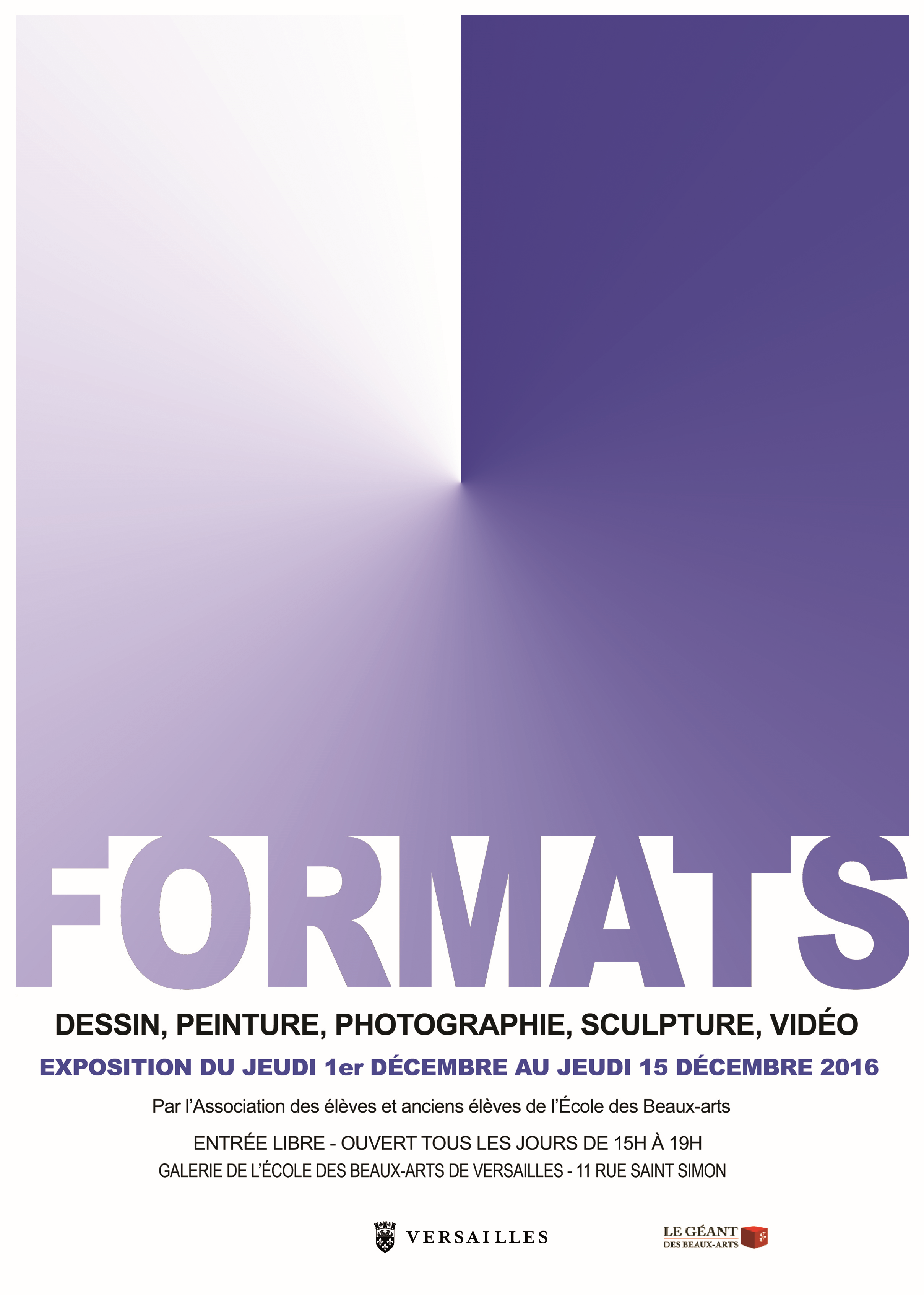 Exposition FORMATS