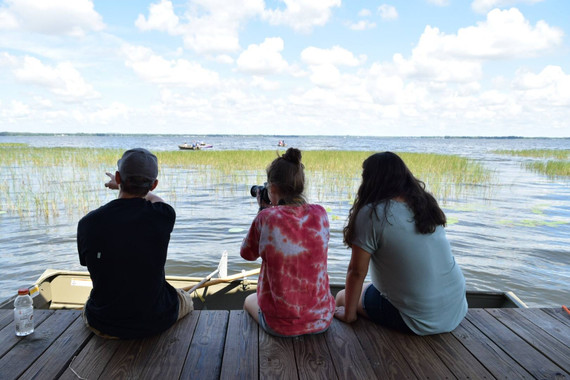 Lake Life Camp Frontier Florida