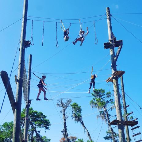 S2 - Challenge Course - 2nd and 3rd Leve