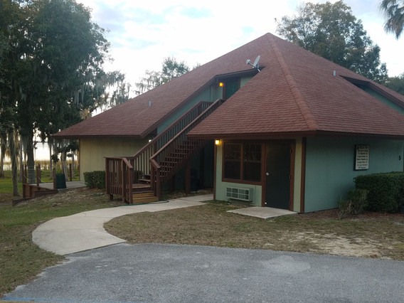 Camp Frontier Lodging