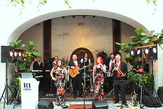 San Diego's Latin dance band provides cocktail music, dinner music and dance music for weddings, corporate events, charitable fundraisers and private parties in Palm Desert, Palm Springs, San Diego, Orange County and Los Angeles. Republic of Music is also a Salsa band, Merengue band, Top 40 band, Disco cover band, Motown cover band, Country cover band, Latin cover band, and Jazz cover band.