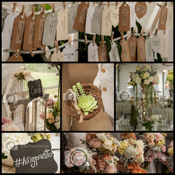 Collage Shabby Chic