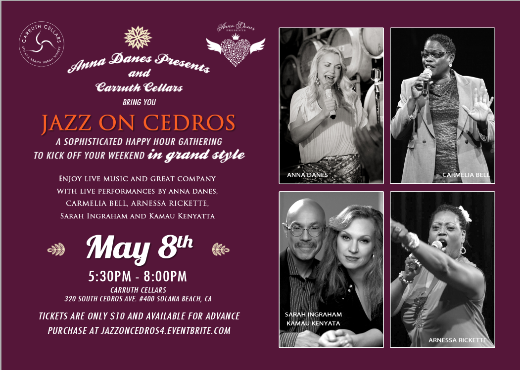 Jazz on Cedros | May 8, 2015