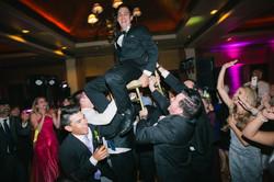 del mar country club jewish wedding