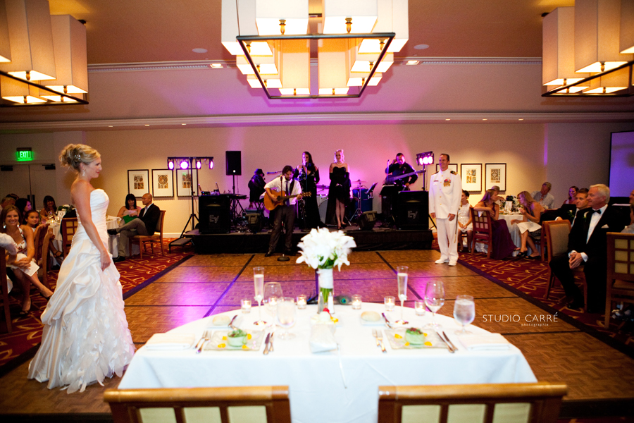 Estancia, San Diego wedding band