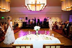 Estancia, San Diego wedding band