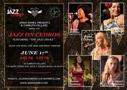 Jazz on Cedros   June 17, 2015
