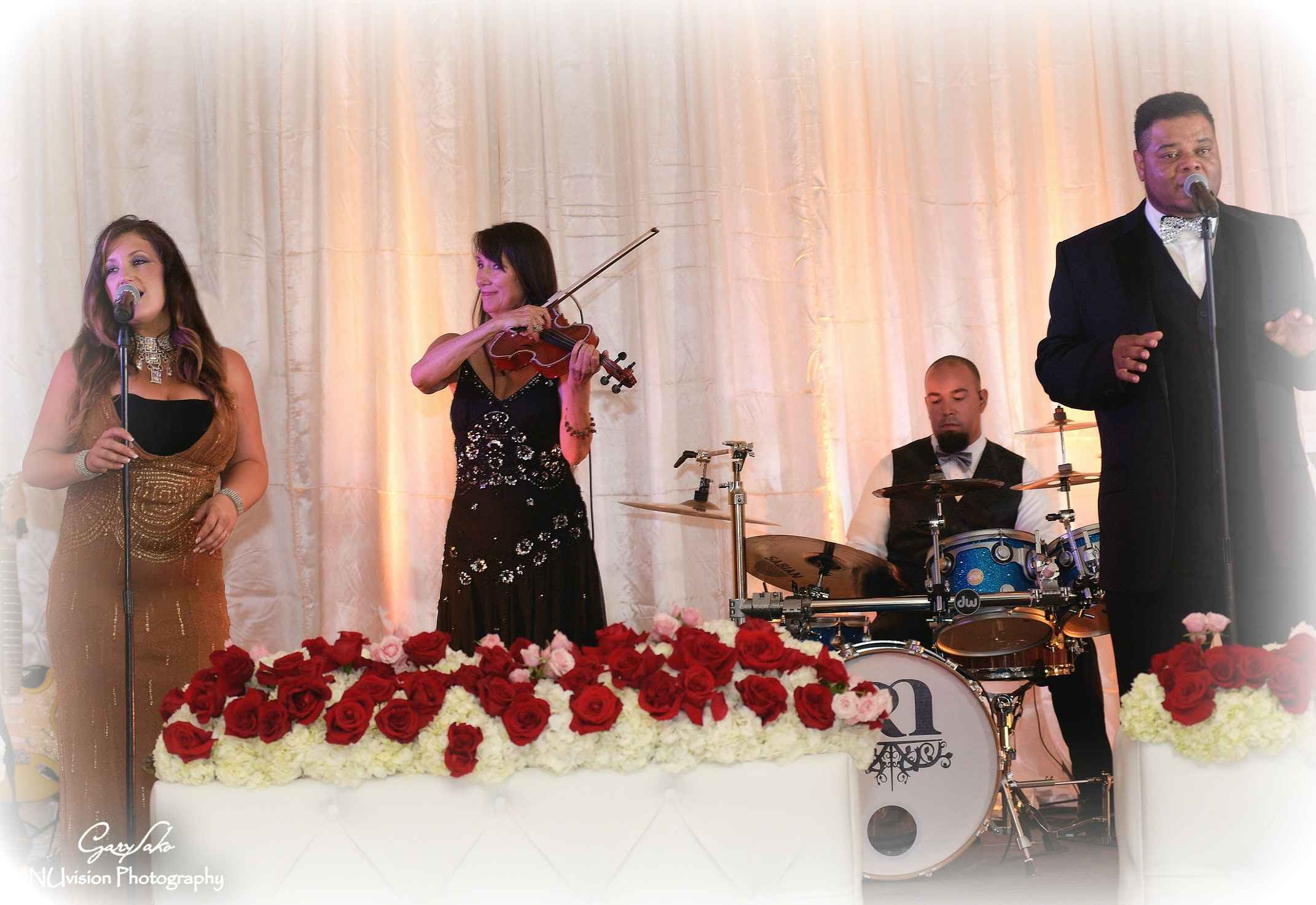 San Diego wedding band for hire