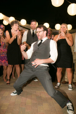country club la jolla wedding band