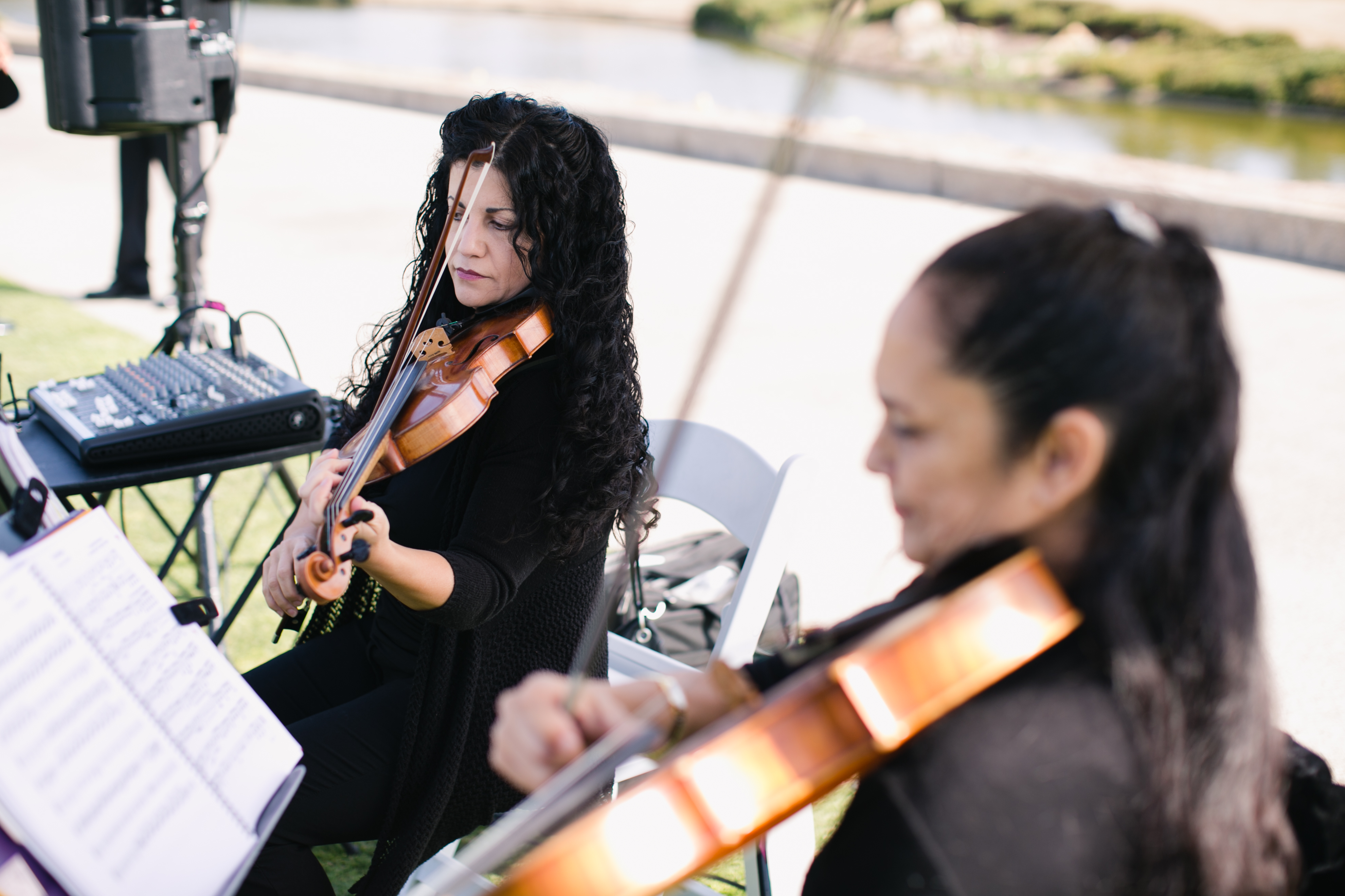 del mar country club string trio